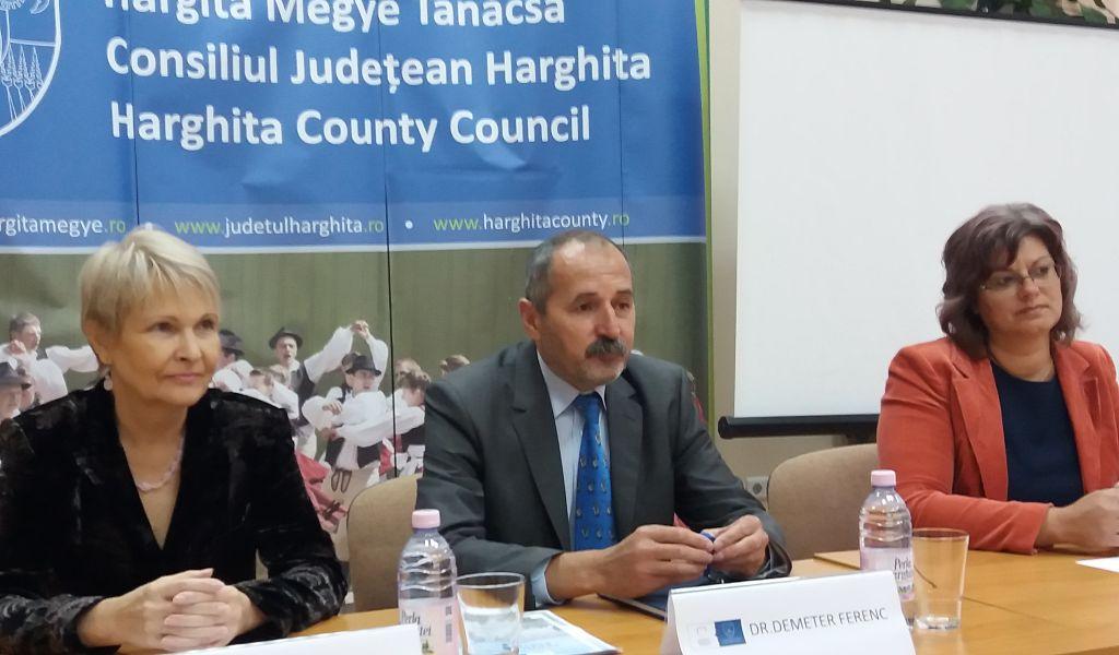 """22-24 septembrie: """"Zilele Zilele Spitalului Județean de Urgență din Miercurea Ciuc"""""""
