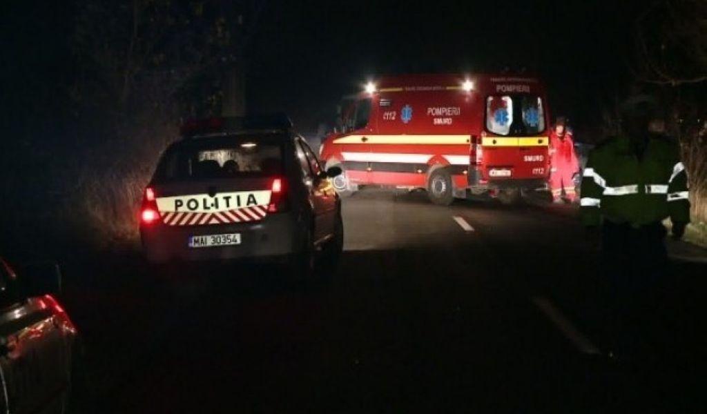 Accident rutier grav la Joseni, soldat cu 5 victime, dintre care una decedată